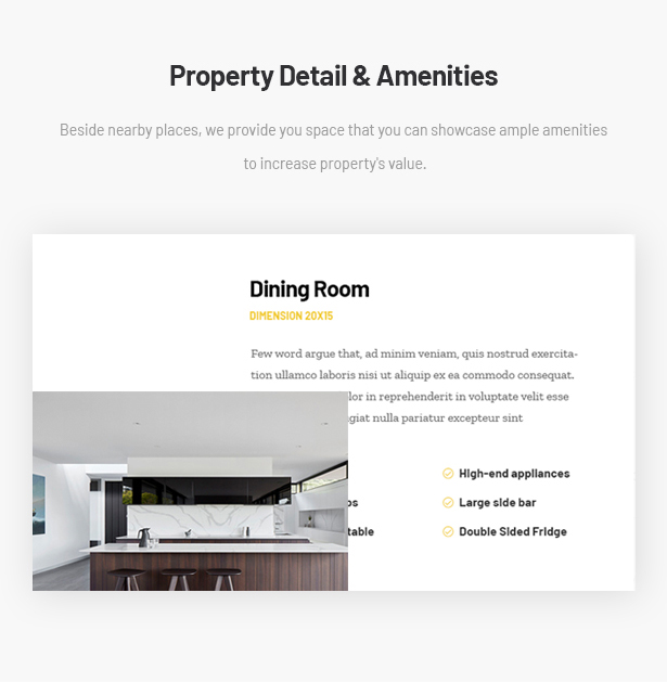 Opalhomes - The Best Modern & Luxury Single Property WordPress Theme