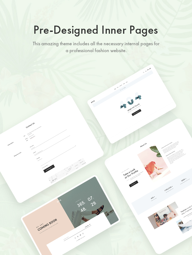 QOS - WooCommerce WordPress Theme