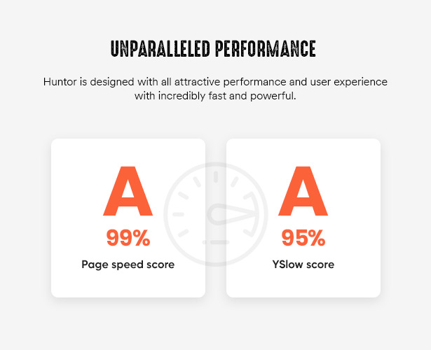 Huntor Hunting Shop WooCommerce With Unparalleled Performance